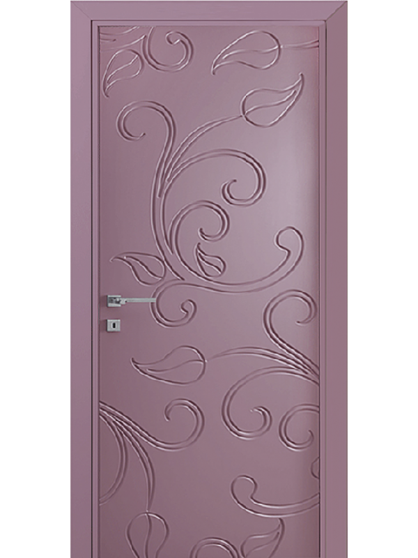 FL12 - Межкомнатные двери, Окрашенные двери