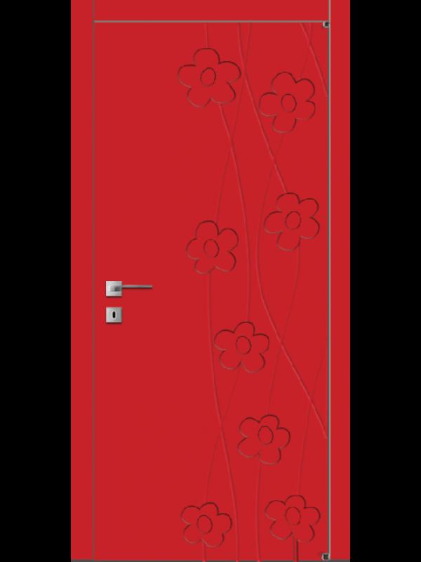 FL5 - Межкомнатные двери, Окрашенные двери