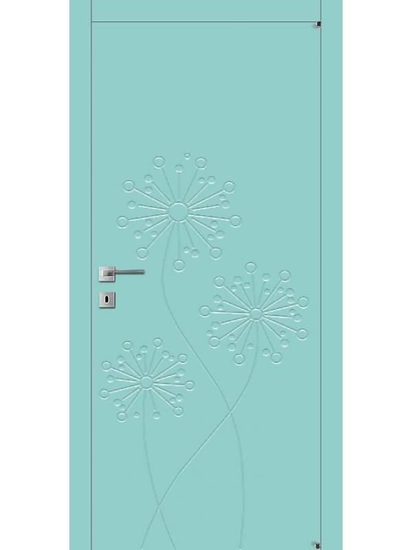 FL7 - Межкомнатные двери, Окрашенные двери