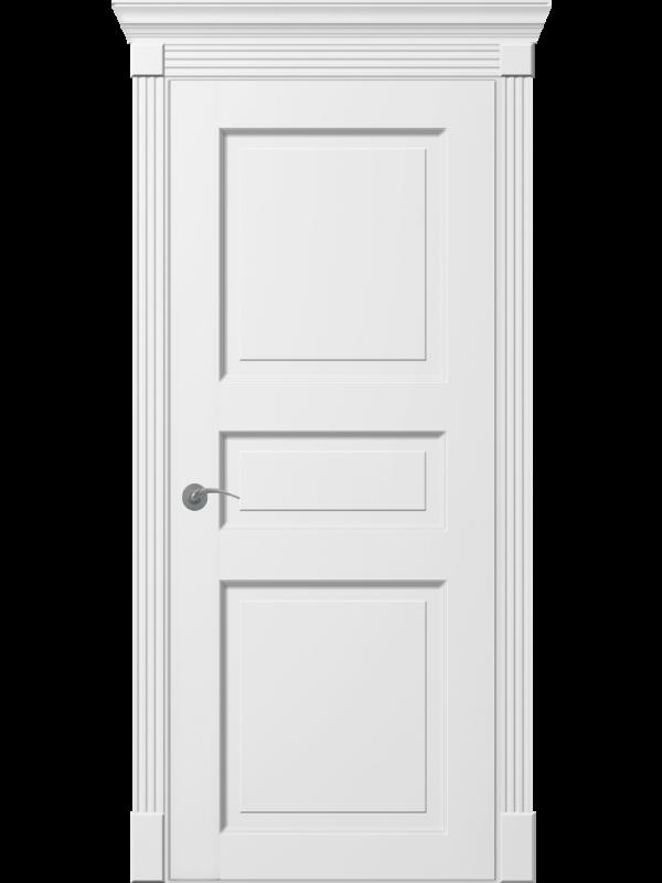 Прованс Ницца ПГ - Межкомнатные двери, Окрашенные двери