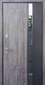 Рио-Р SL Proof дуб серый - Входные двери