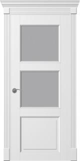 Прованс Рим ПО - Межкомнатные двери, Белые двери