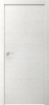 VE-07 дуб белый - Межкомнатные двери